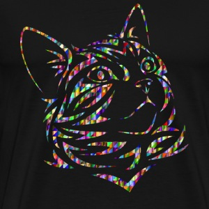 Rainbow Cat - Männer Premium T-Shirt