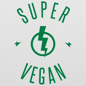 SUPER VEGAN Bags & Backpacks - Tote Bag