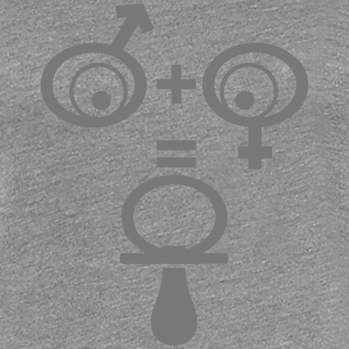 grossesse symbole homme femme tetine