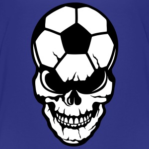 football ballon tete de mort crane