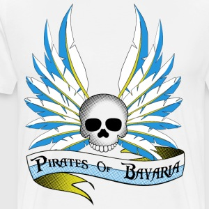 Pirates of Bavaria - Männer Premium T-Shirt