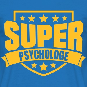 Super Psychologe T-Shirts - Männer T-Shirt