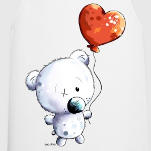 Bear with balloon  Aprons - Cooking Apron