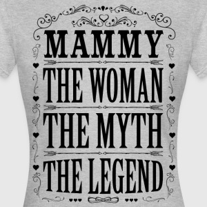 Mammy The Legend... T-Shirts - Women's T-Shirt