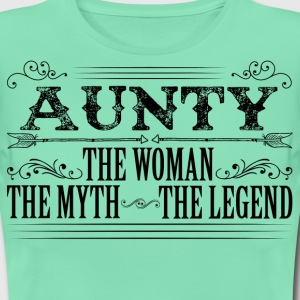 Aunty The Legend... T-Shirts - Women's T-Shirt