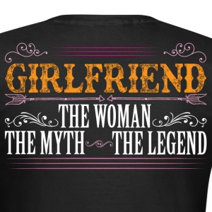 Girlfriend The Legend... T-Shirts - Women's T-Shirt