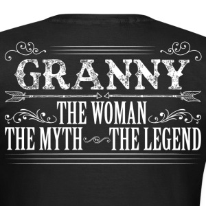 Granny The Legend... T-Shirts - Women's T-Shirt