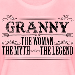 Granny The Legend... T-Shirts - Women's Premium T-Shirt