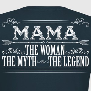 Mama The Legend... T-Shirts - Women's T-Shirt
