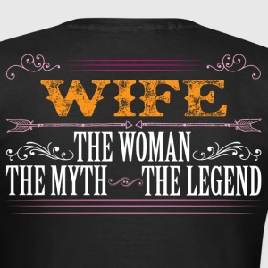 Wife The Legend... T-Shirts - Women's T-Shirt