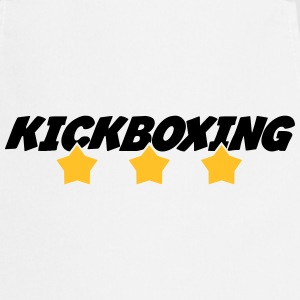 Kickboxing / Kickboxer / Kick Boxing / Kick Boxer  Aprons - Cooking Apron