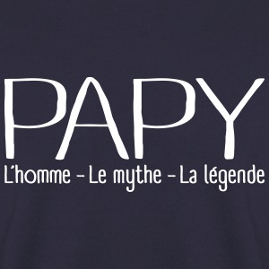 Papy Légende Sweat-shirts - Sweat-shirt Homme