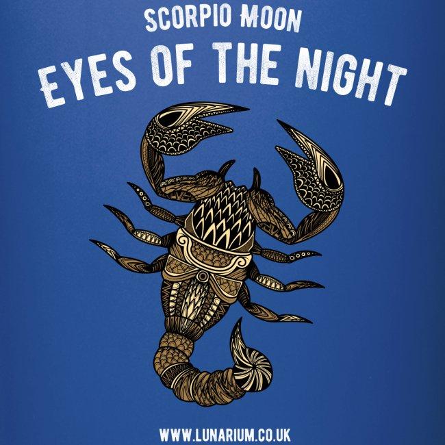Scorpio Moon Full Colour Mug