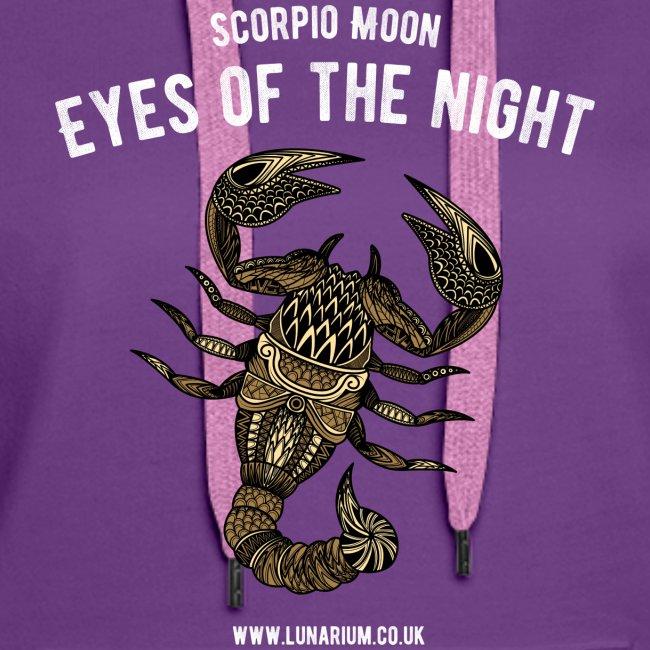 Scorpio Moon Women's Premium Hoodie