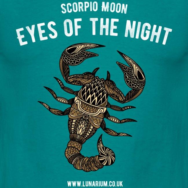 Scorpio Moon Men's T-Shirt