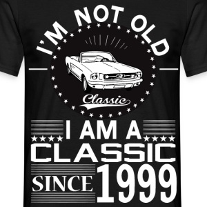 Classic since 1999 T-Shirts - Men's T-Shirt
