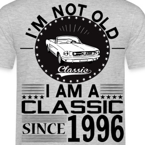 Classic since 1996 T-Shirts - Men's T-Shirt