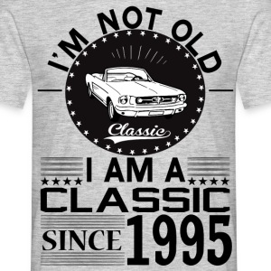 Classic since 1995 T-Shirts - Men's T-Shirt