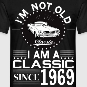 Classic since 1969 T-Shirts - Men's T-Shirt