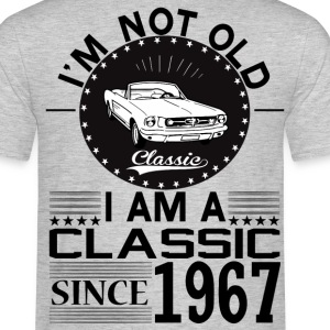 Classic since 1967 T-Shirts - Men's T-Shirt