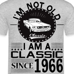Classic since 1966 T-Shirts - Men's T-Shirt