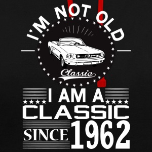 Classic since 1962 Hoodies & Sweatshirts - Contrast Colour Hoodie