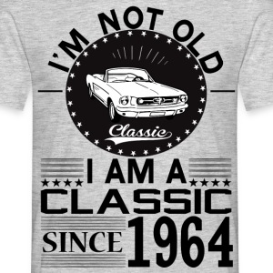 Classic since 1964 T-Shirts - Men's T-Shirt