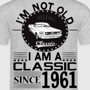 Classic since 1961 T-Shirts - Men's T-Shirt