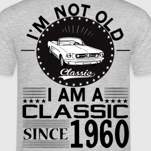 Classic since 1960 T-Shirts - Men's T-Shirt