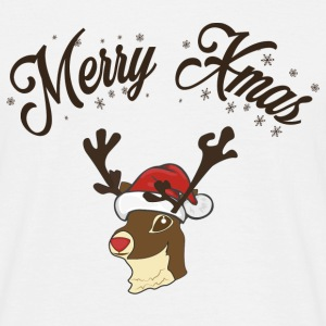 Merry Xmas Tee shirts - T-shirt Homme