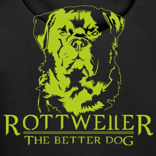 Rottweiler The Better Dog