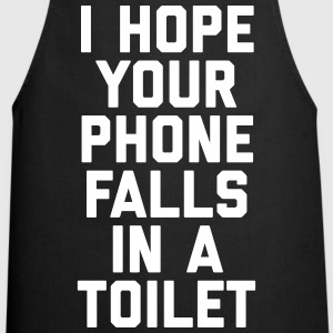 Phone In Toilet Funny Quote Esiliinat - Esiliina