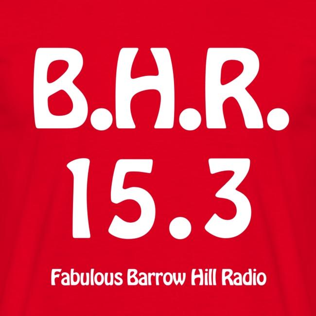 Barrow Hill Radio - T-Shirt - Mens