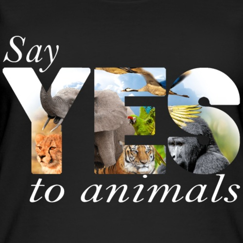 Say yes to animals