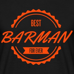 best barman T-Shirts - Men's T-Shirt