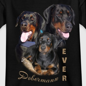 Dobermann T-Shirts - Teenager T-Shirt