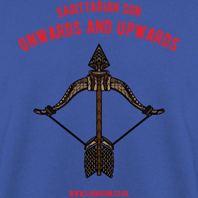 Sagittarius Sun Men's Sweatshirt