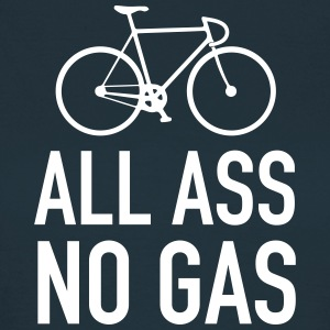 All Ass - No Gas T-Shirts - Frauen T-Shirt