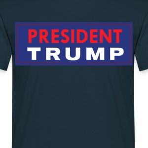 President Trump - Men's T-Shirt