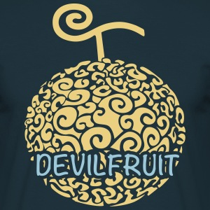 Tshirt Devil Fruit - T-shirt Homme