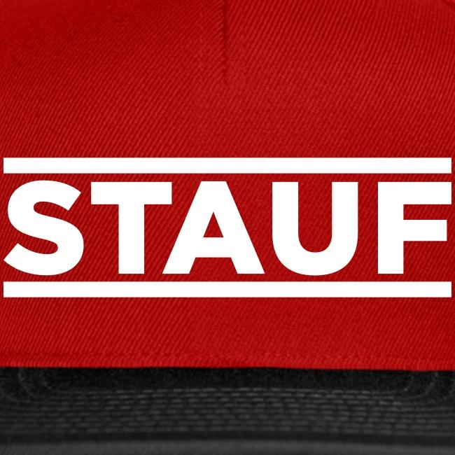 """Snapback Cap """"STAUF"""""""