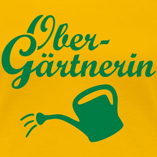 Obergärtnerin Gießkanne Garten Design
