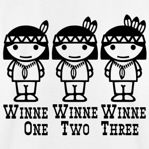 Winne One-Two-Three - Kinder T-Shirt