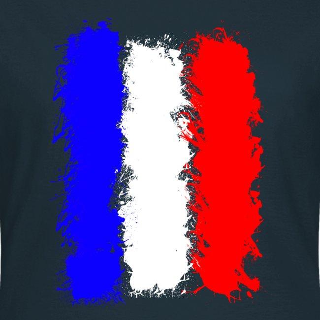 La France Sur Ta Peau Marque Française De T Shirts T Shirt Bleu