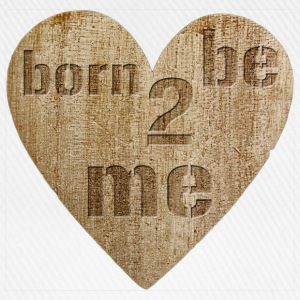 Love - born to be me Kasketter & huer - Baseballkasket