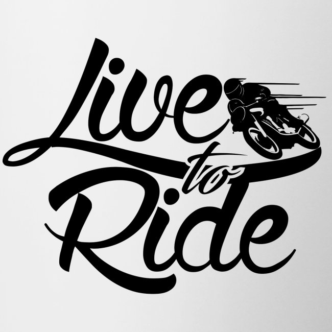 Motobike Tasse