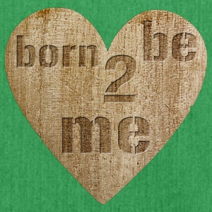 Love - born to be me Bags & Backpacks - Shoulder Bag made from recycled material