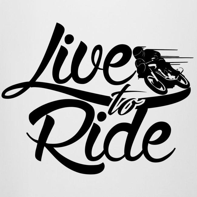 Motobike Bierkrug