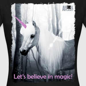 Animal Planet Humour Slogan I'm A Unicorn - T-skjorte for kvinner