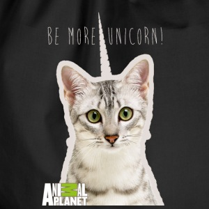 Animal Planet Humour Pets Cats Cute Unicorn - Sportstaske